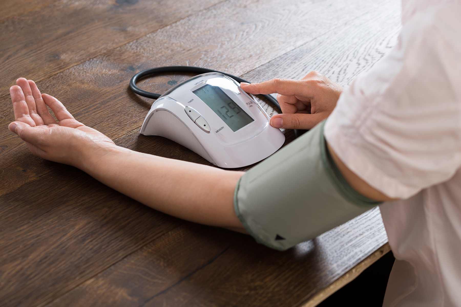 Beware of Blood Pressure Changes at Night
