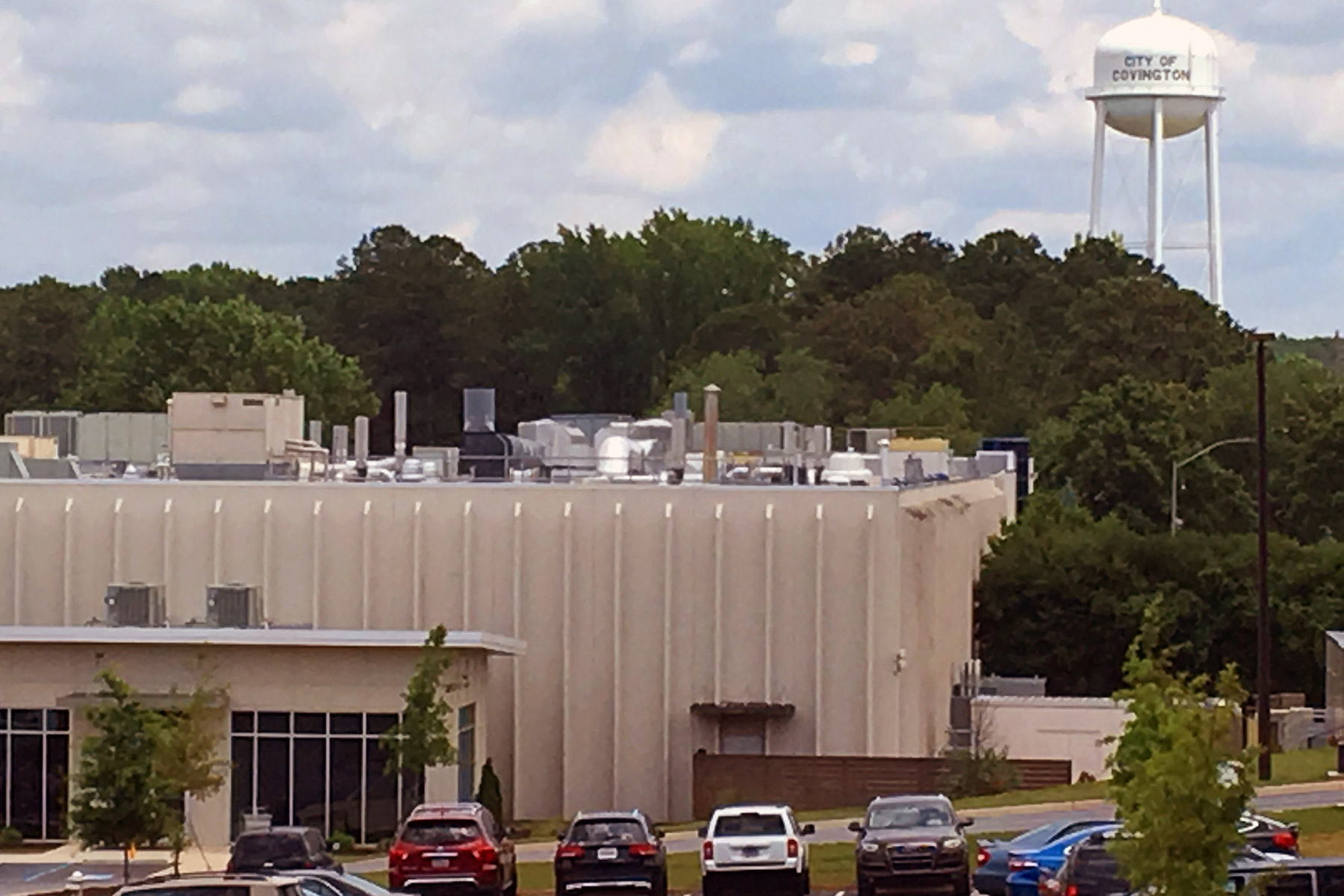 Covington Citizens Urge Testing for Toxic Pollution