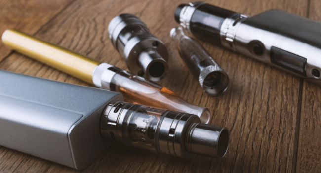 Severe Lung Injury After Vaping Reported