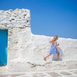 How to Travel to Santorini with Children